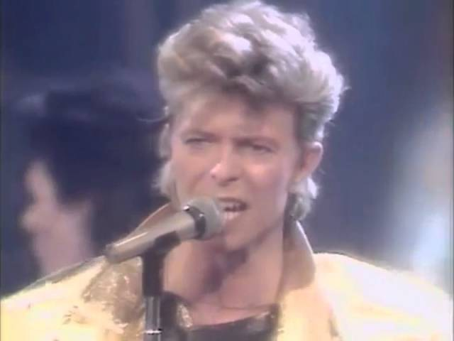 David Bowie Charlie Sexton - White Light / White Heat (1987)