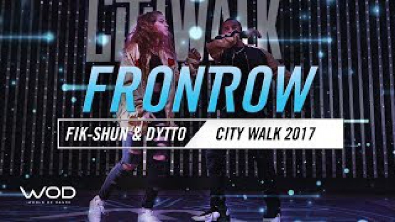 Fik Shun Dytto | FrontRow | World of Dance Live 2017 | WODLive17