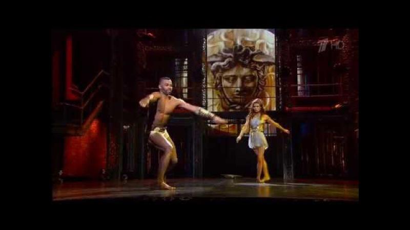 Танцуй на первом (ОРТ) Персей и Медуза Хореографы: Залесский