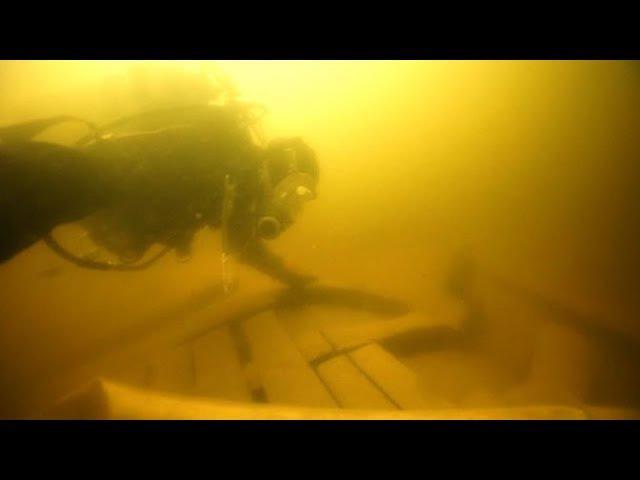 Кладбище затонувших кораблей нашли на дне Выборгского залива