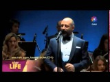 Halit Ergenc &amp Ali in a birthday party 7 2 2015