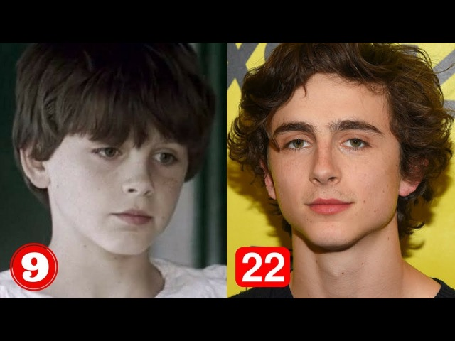 Timothée Chalamet - Transformation From 4 to 22 Years Old