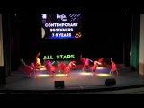 Magic motion kids by Максименко Екатерина.All Stars Fiesta 2017