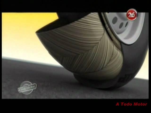 Tecnología - La Evolución del Neumático