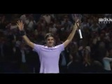 Roger Federer win his eighth title in Basel  Roger Federer vs Del Potro  2-1  ATP Basel - 500