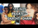 Drashti Dhami 0n Her Married Life It's Not Private
