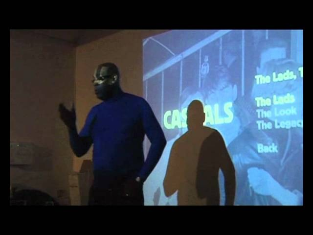 Cassuals - The Screening of 'Casuals' in Portsmouth