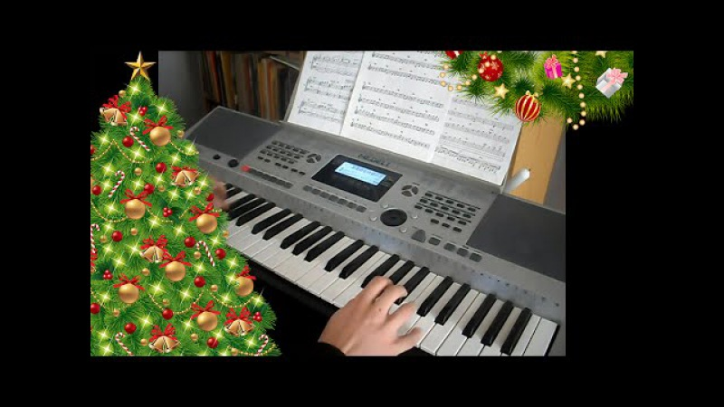 Carol of the Bells Shchedryk (Щедрик Леонтовича) | Piano