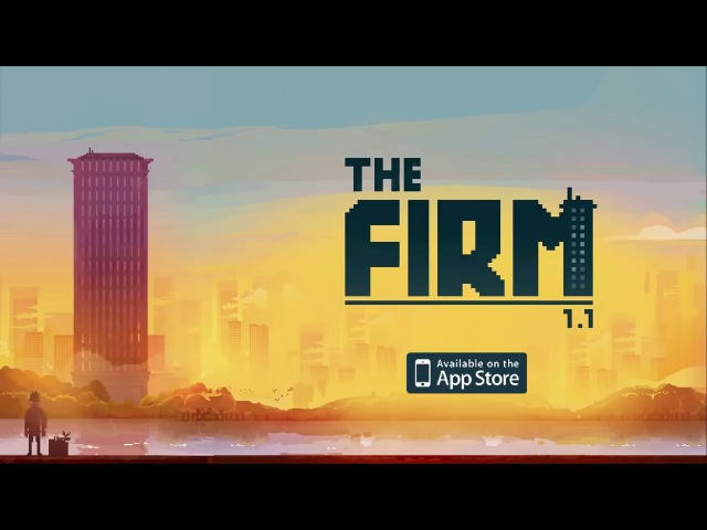The Firm 1.1 - Launch trailer