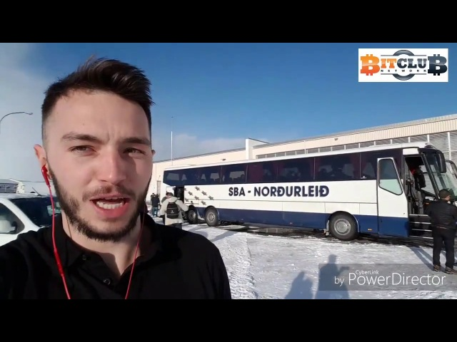 BitClub Network - Report from mining facility on ICELAND. FEBRUAR 2018