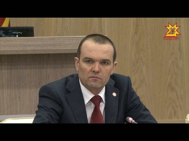 Развитие отрасли электроэнергетики Алексей Текслер и Михаил Игнатьев обсудили ...