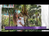 Яна Соломко отдыхает в Майями  LOUNGENEWS