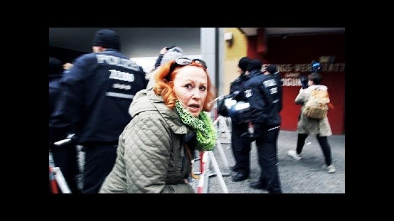 Antifa Attack German Women For Protesting Rape » Freewka.com - Смотреть онлайн в хорощем качестве