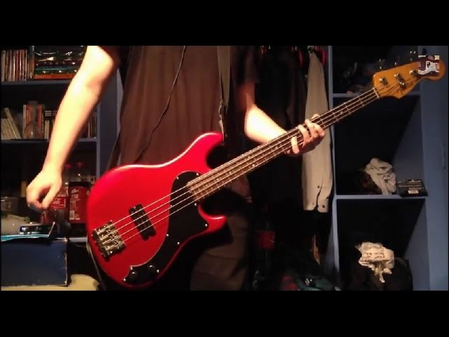 88 Fingers Louie - 100 Proof Bass Cover