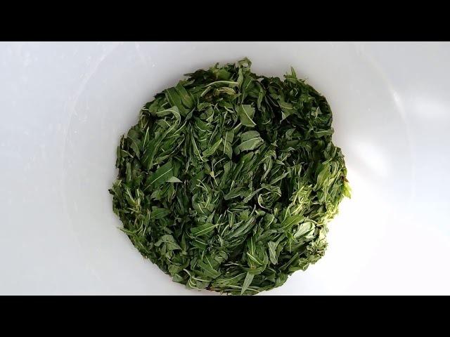 Иван чай. Часть 2 - подготовка к ферментации.