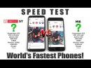 OnePlus 5T vs Xiaomi Mi6 Speed Test! (World's Fastest Phones Collides) [4K] 21:9