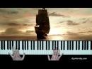 Популярные песни на фортепиано в обр А Дзарковски Dzarkovsky Попурри на пианино