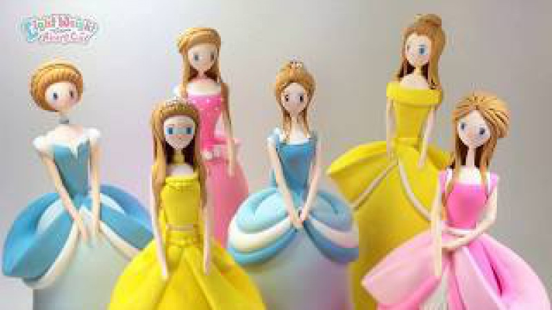 How to make Barbie Dolls--At Home Easy Steps