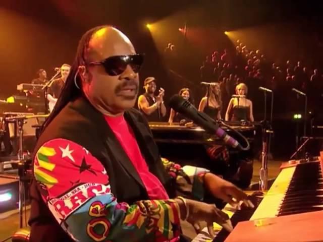 Stevie Wonder -'' Isn't She Lovely Sunshine Of My Life '' - live