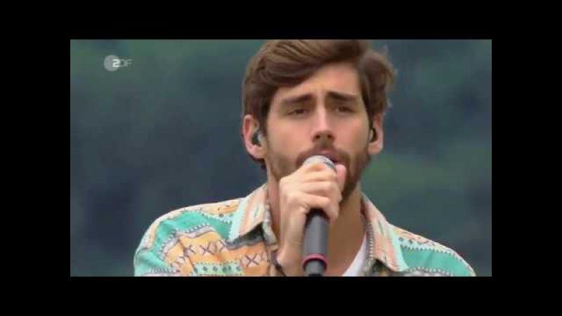 Alvaro Soler Yo Contigo Tú Conmigo Die große Drei Länder Show 2017 LIVE