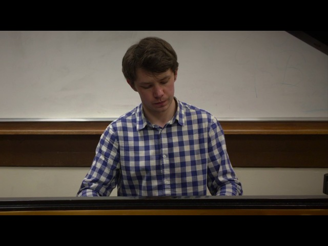 Joseph Haydn, Sonata in A major, Hob. XVI:5 Йозеф Гайдн, Соната Ля мажор (Andrei Andreev)