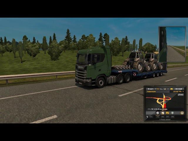 Euro Truck Simulator 2 ПРОХОЖДЕНИЕ ЧАСТЬ 1