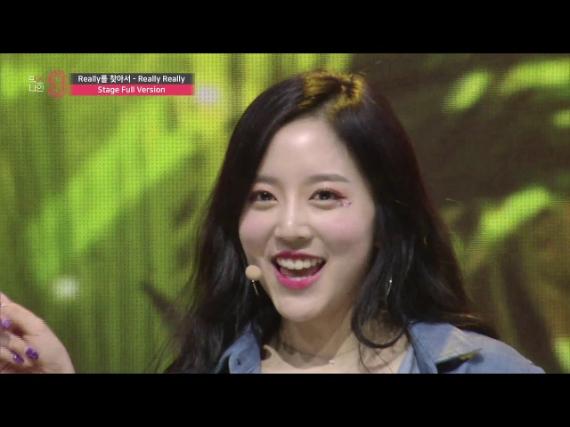 MIXNINE - WINNER REALLY REALLY