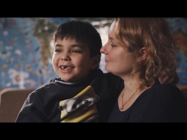 Плюс один первый из трех фильмов Катерины Гордеевой об усыновлении