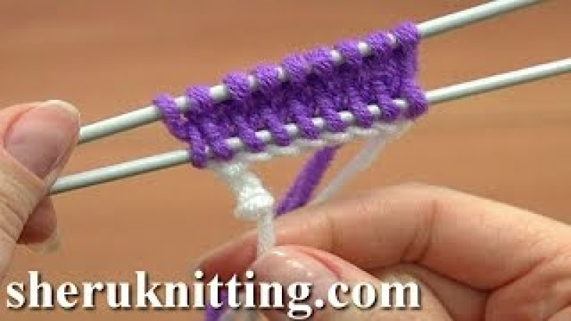 Knit The Crochet Provisional Cast On Tutorial 1 Part 17 of 18 Cast On Methods in Knitting