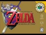 Zelda Ocarina of Time - Hyrule Field Top 10 N64 Music - 3