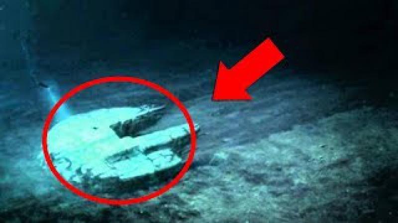 10 Coisas Bizarras descobertas no fundo do Mar