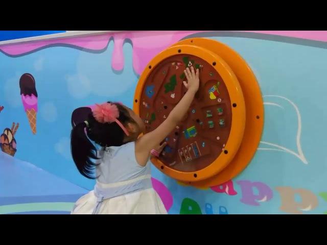 Oyuncak Çocuk Eğlence Oyun Alanı Eğitici Çocuk Videosu Oyun Parkı Eğlence