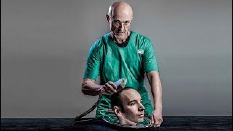 Вы будете в ужасе от увиденного Первая в мире пересадка головы человеку!