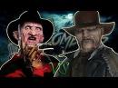 Freddy Krueger Vs Jeepers Creepers l UltraCombates De Rap Legendario l AdriRoSan