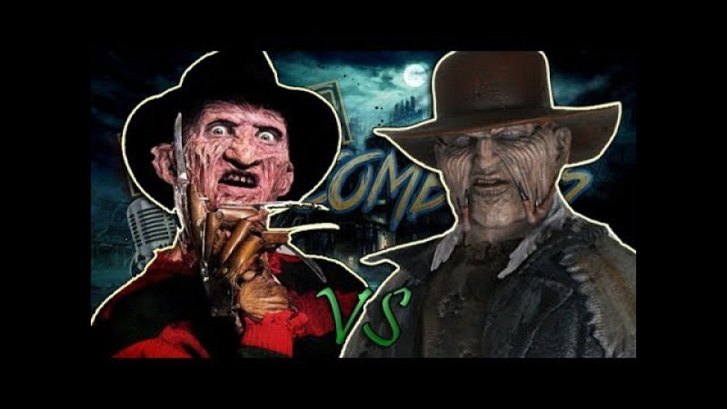 Freddy Krueger Vs Jeepers Creepers l UltraCombates De Rap Legendario l AdriRoSan