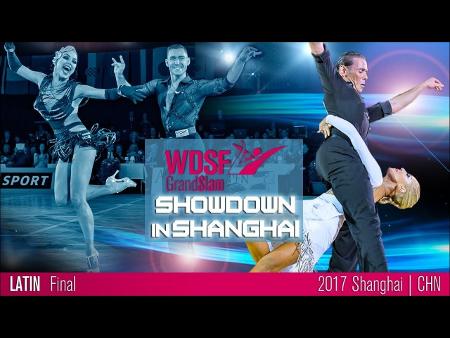 The Trailer | 2017 Grandslam Latin Final | Dance Sport Total