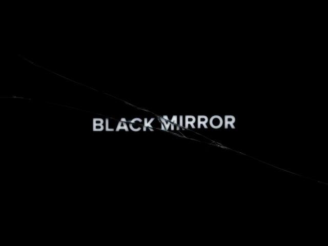 Заставка к сериалу Черное зеркало / Black Mirror