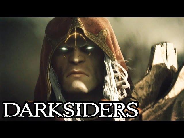 Darksiders Warmastered - All Cutscenes and Cinematics