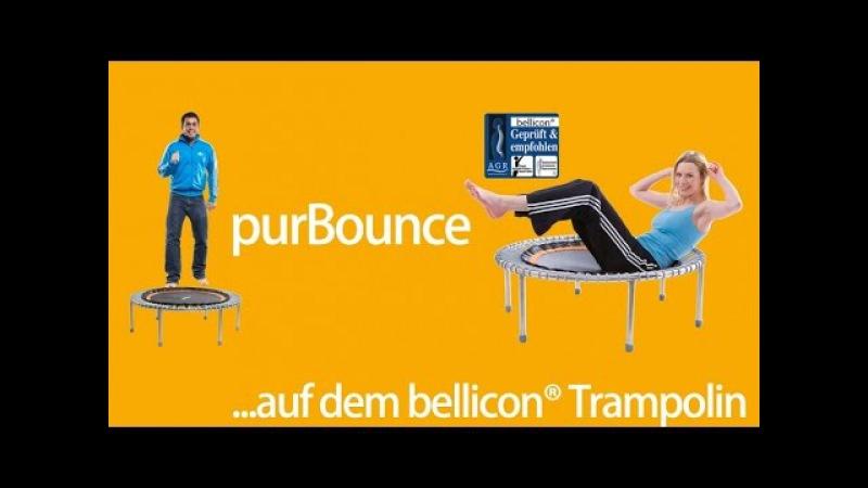 Jumping 01: belliconBounce mit Linda 43 Minuten