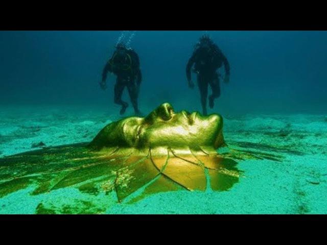 Подводная цивилизация запретила землянам забираться глубоко в океаны? Первые инциденты уже случились