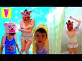 BAD BABY КАК ДОСТАТЬ СОСЕДА FREDDY FNAF #6 FREDDY fnafreallife Фредди в Ванной Neighbours HappyVova