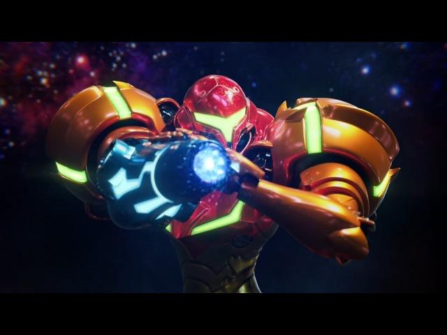 Metroid Samus Returns Возвращение Самус трейлер Nintendo 3DS