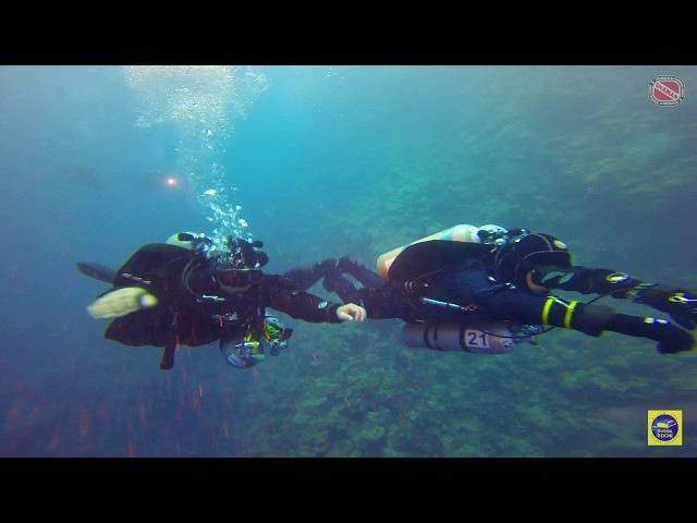 Технический дайвинг в Дахабе | Technical diving in Dahab 2017-04