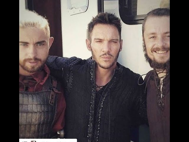 The Vikings Cast Behind the scenes The best moments
