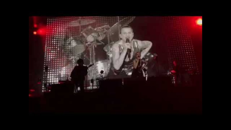 DEPECHE MODE A PAIN THAT IM USED TO FORO SOL MEXICO 03-11-2018