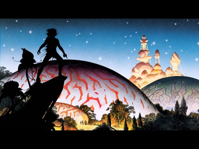 Roger Dean Art (Music: And You and I by YES)