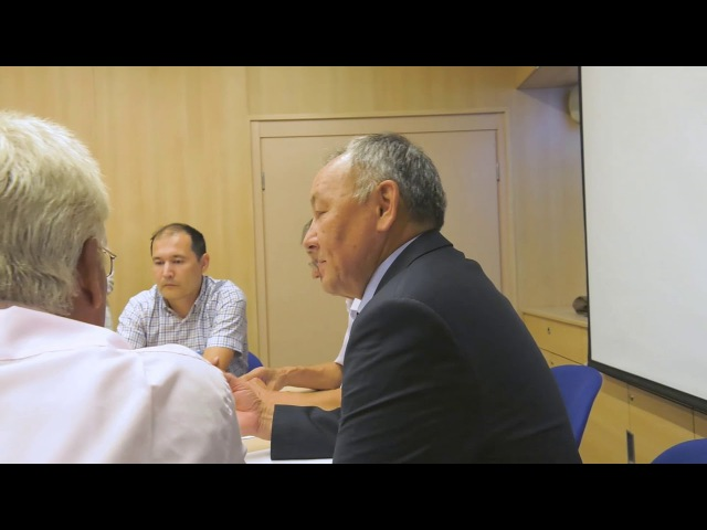 Зиннат Аллаяров, проректор вуза, директор Центра развития одаренности школьников Салихово