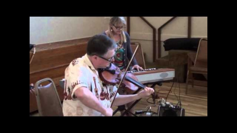 Fiddle Violin Bowing Tricks Hokum Bowing Demonstrated by Charlie Walden
