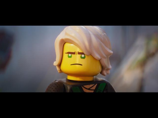 ЛЕГО Ниндзяго/ The Lego Ninjago Movie (2017) Трейлер №3
