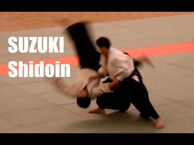 Toshio Suzuki Shidoin - Nage Waza 2018